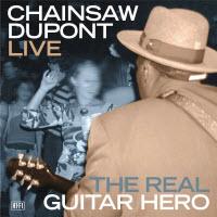 """""""The Real Guitar Hero"""" CD"""